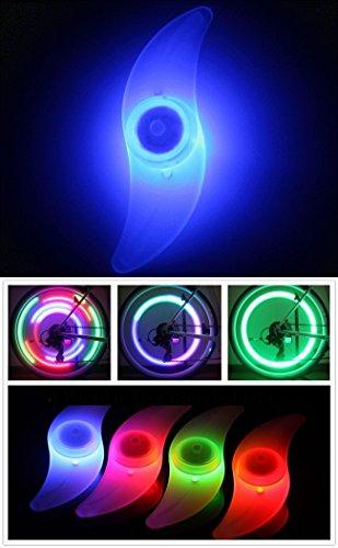 LED pour les roues
