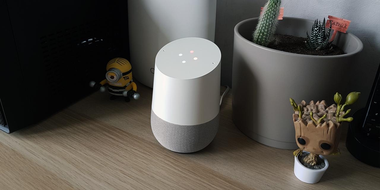 Header - Google Home