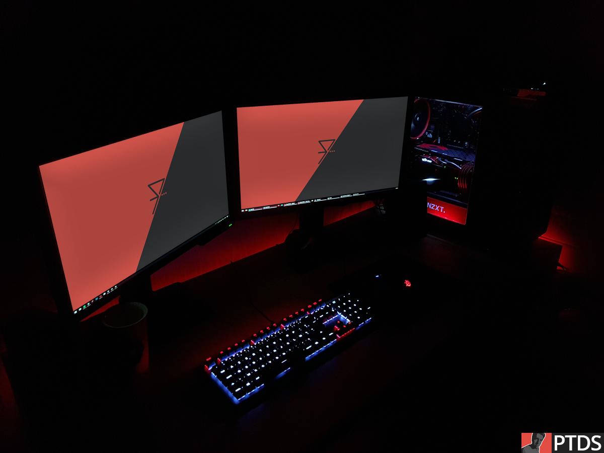 Setup - NZXT Hue+
