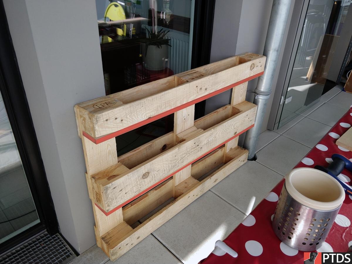 Planches 2 - Jardiniere Palette