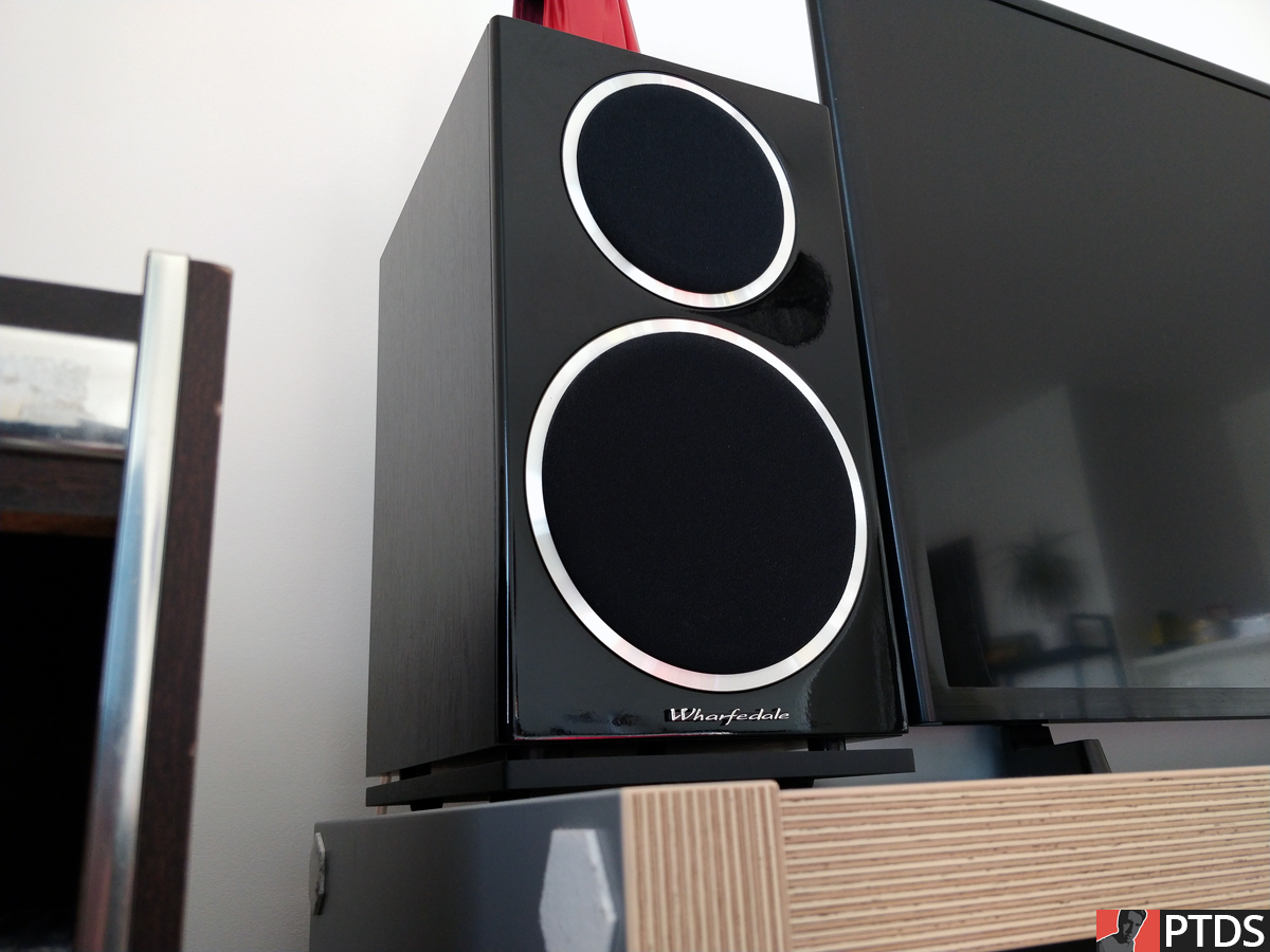 Wharfedale Diamond 220 - Mes Equipements Audio