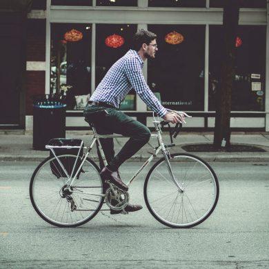 """Vélotaf : """"apprendre"""" à rouler en ville 28"""