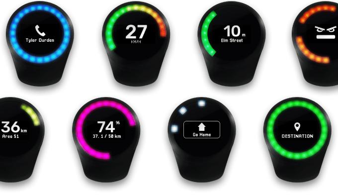 Présentation du nouvel écran du SmartHalo 2.