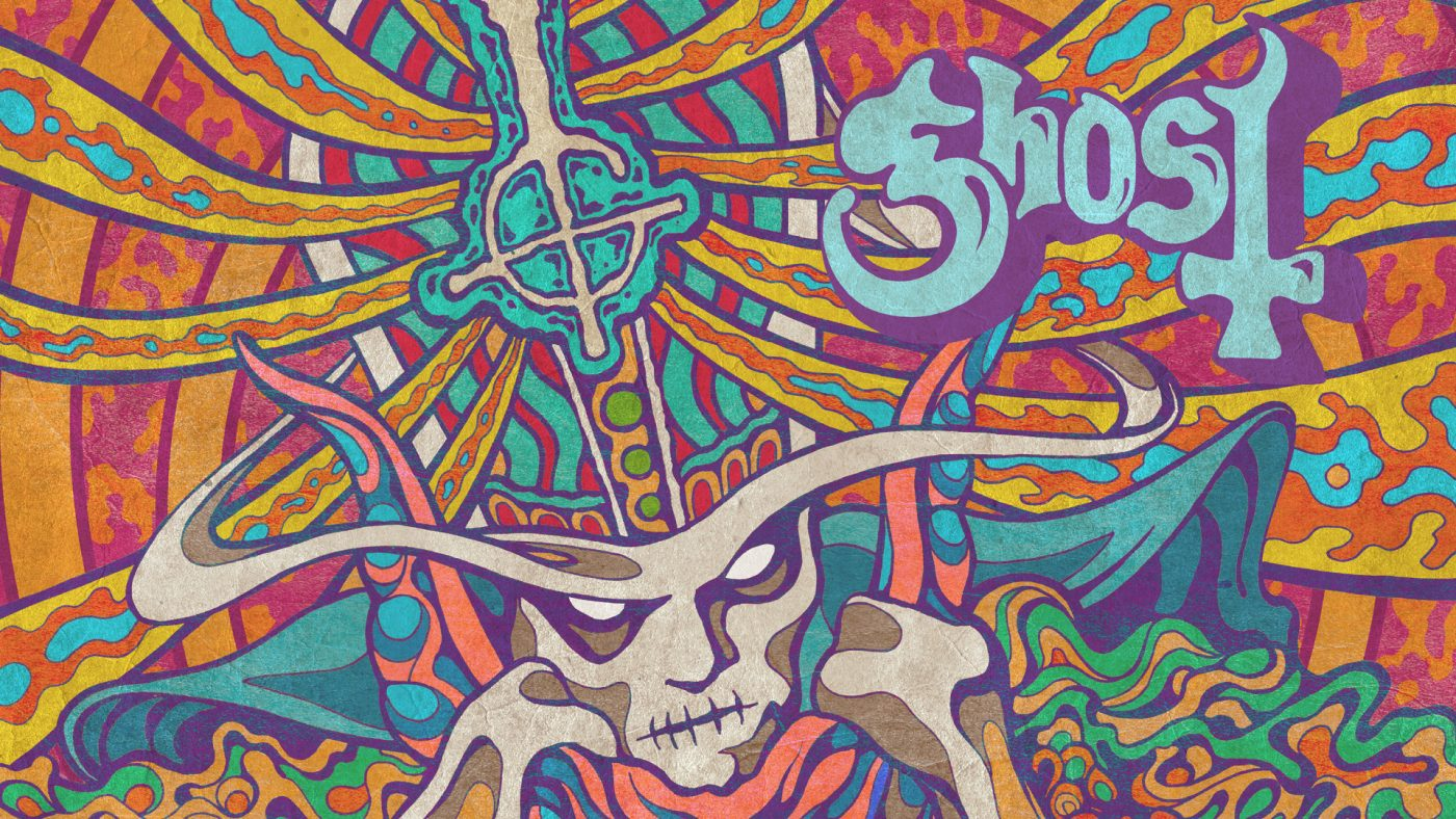 Ghost - Kiss The Go-Goat