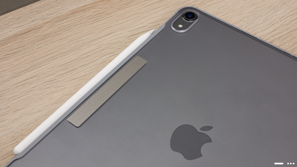 Moshi VersaCover pour iPad Pro 2018