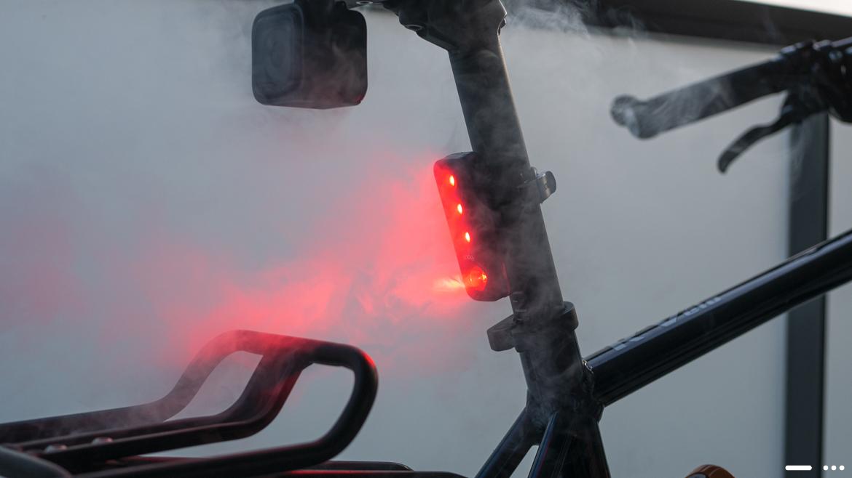 Éclairage Vélo : Knog Blinder Road R70