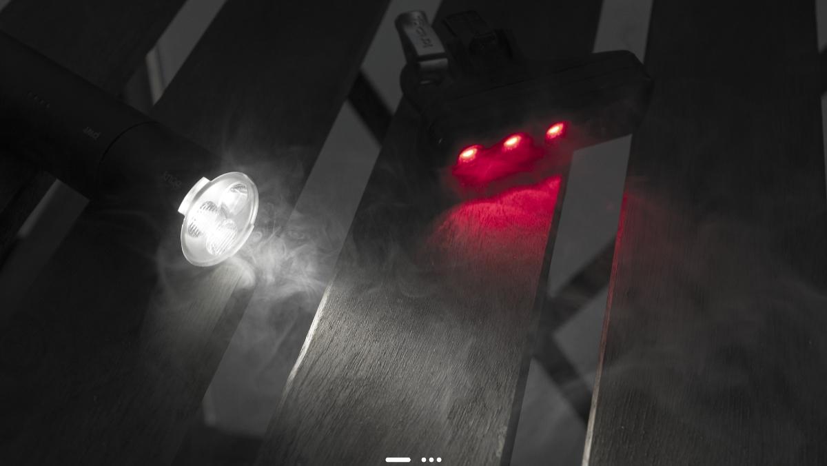 Accessoires Vélotaf - Éclairage