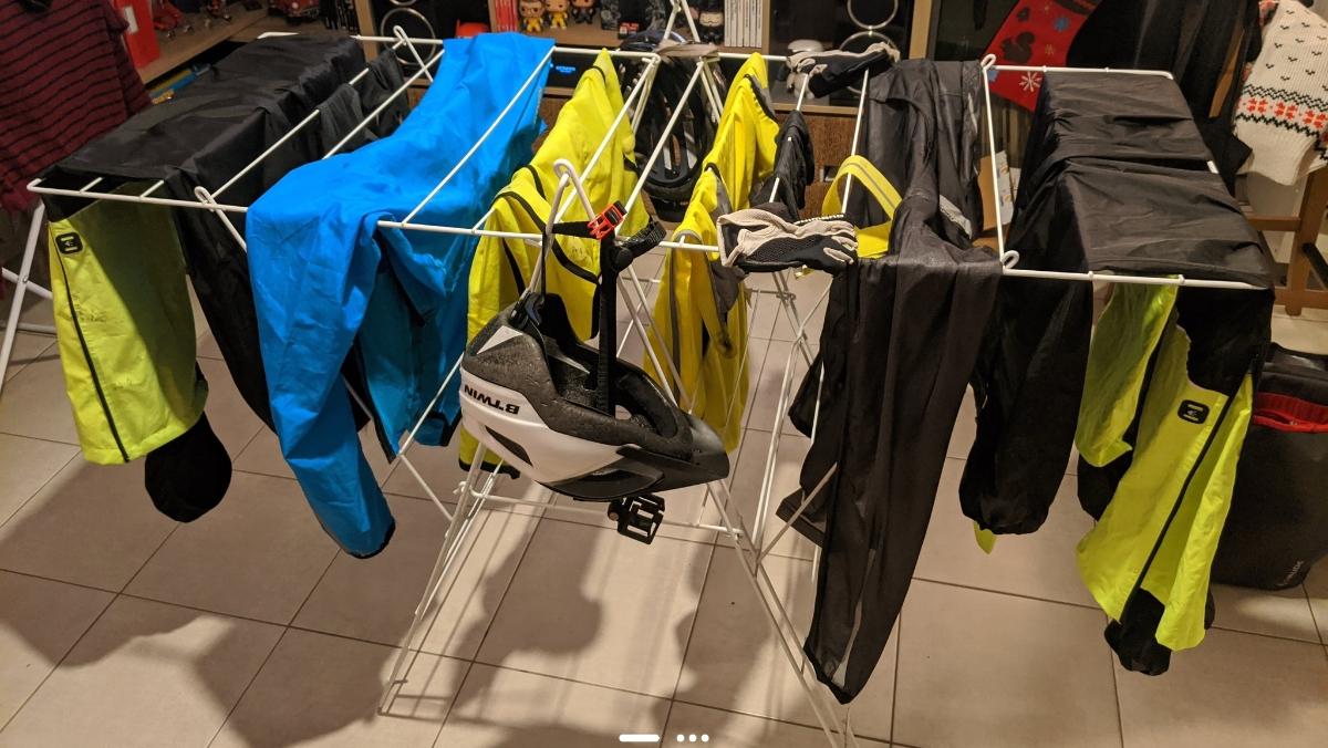 Accessoires Vélotaf - Vêtements de pluie