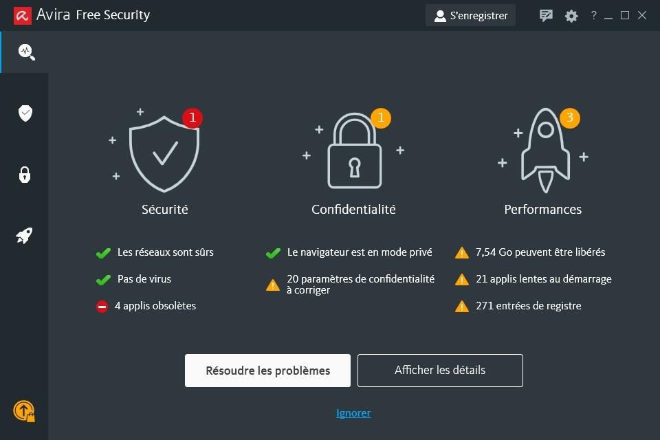 Avira Free Security - Installation