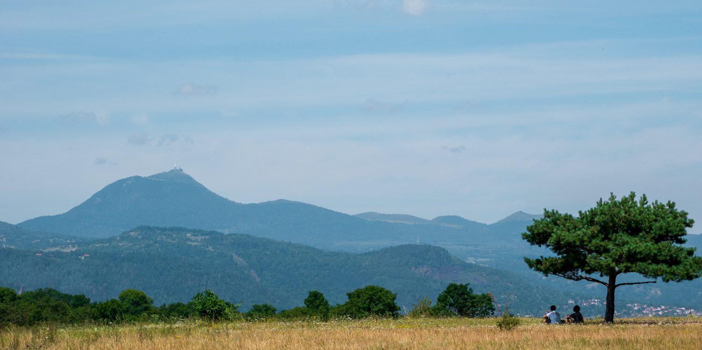 Semaine de vacances en Auvergne