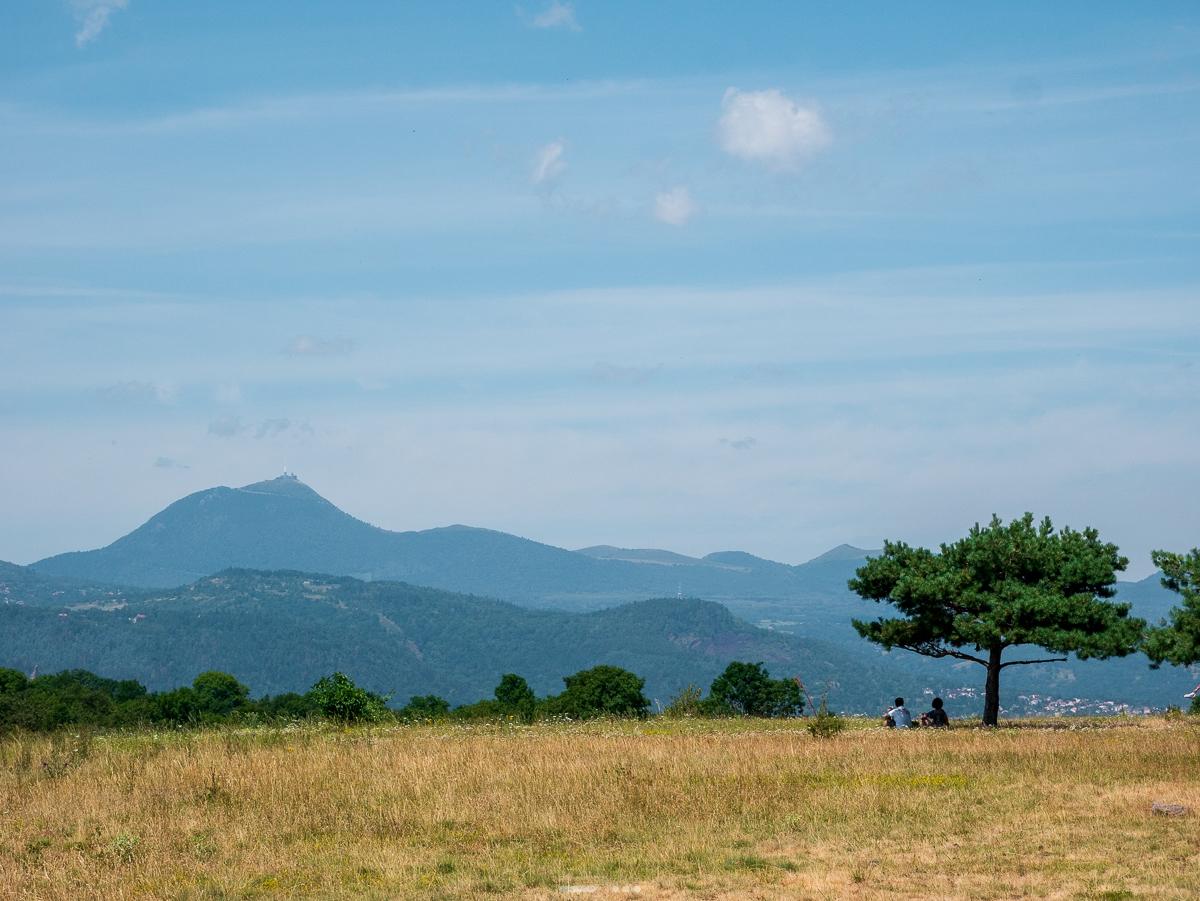 Plateau de Gergovie - Vacances Auvergne 2020