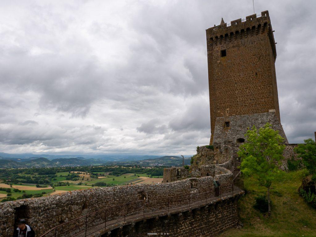 Forteresse de Polignac - Vacances Auvergne 2020