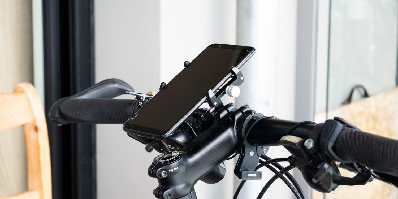 Test du support smartphone pour vélo Gub Pro 1 8