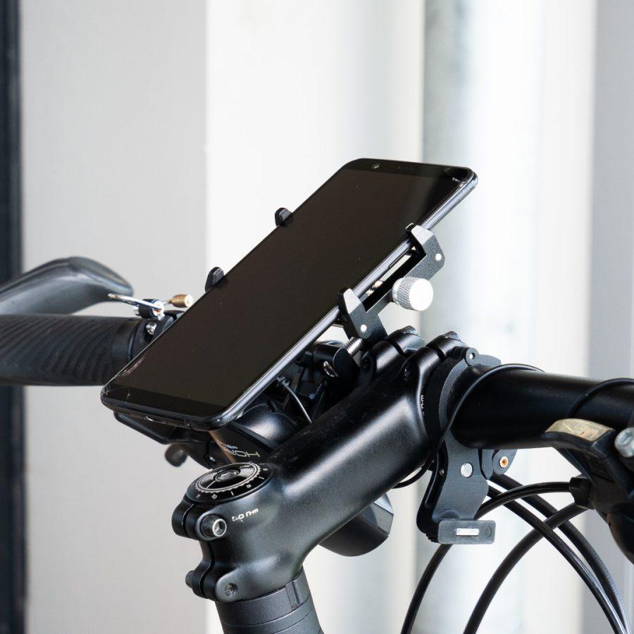 Test du support smartphone pour vélo Gub Pro 1 9