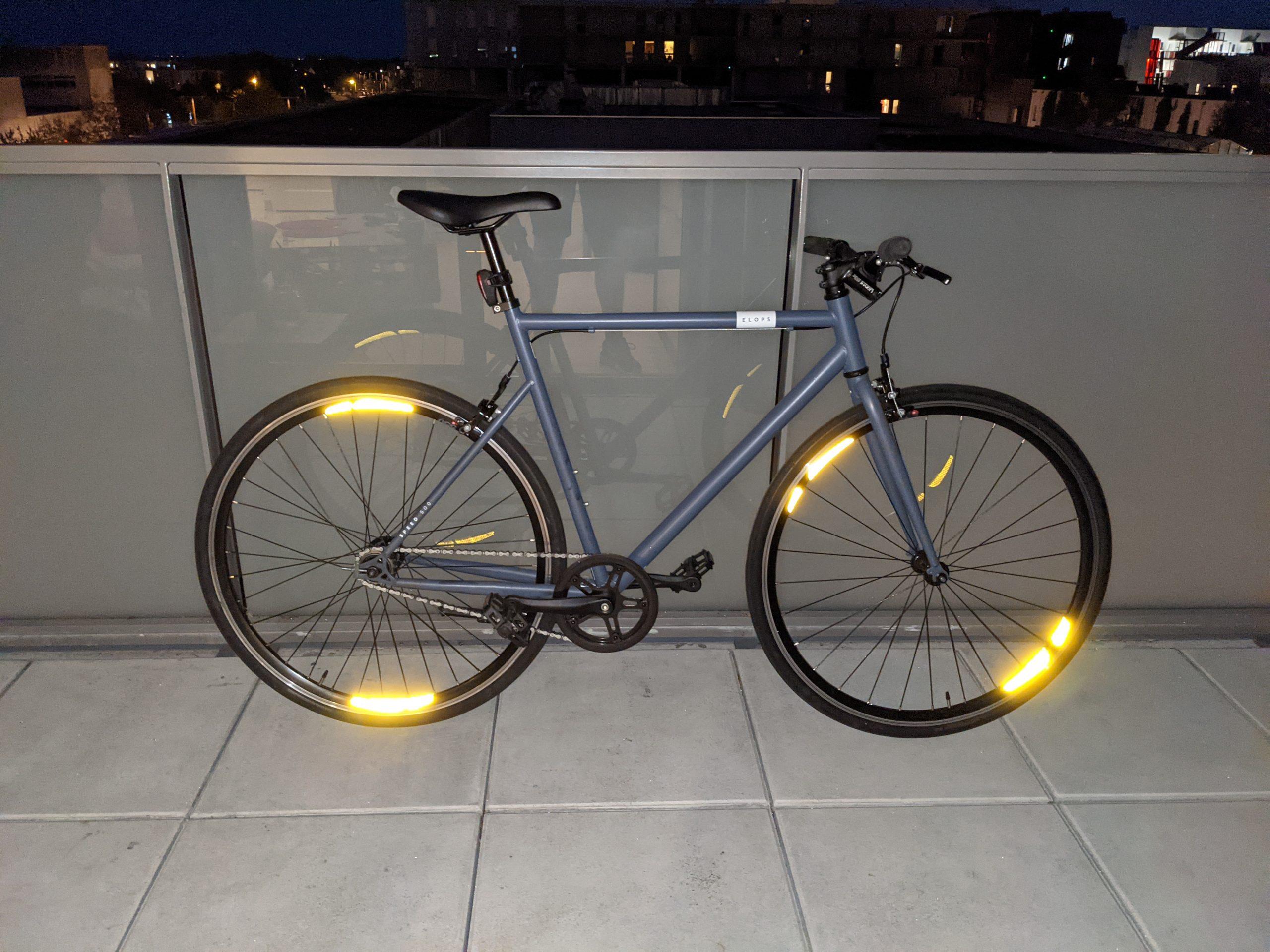 Elops Single Speed 500 : mon nouveau vélo 14