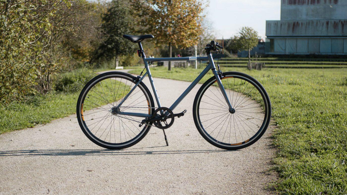 Elops Single Speed 500 : mon nouveau vélo 5