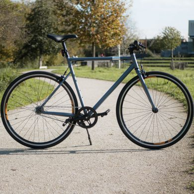 Elops Single Speed 500 : mon nouveau vélo 16