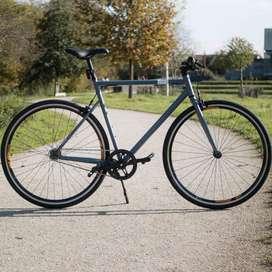 Elops Single Speed 500 : mon nouveau vélo 8