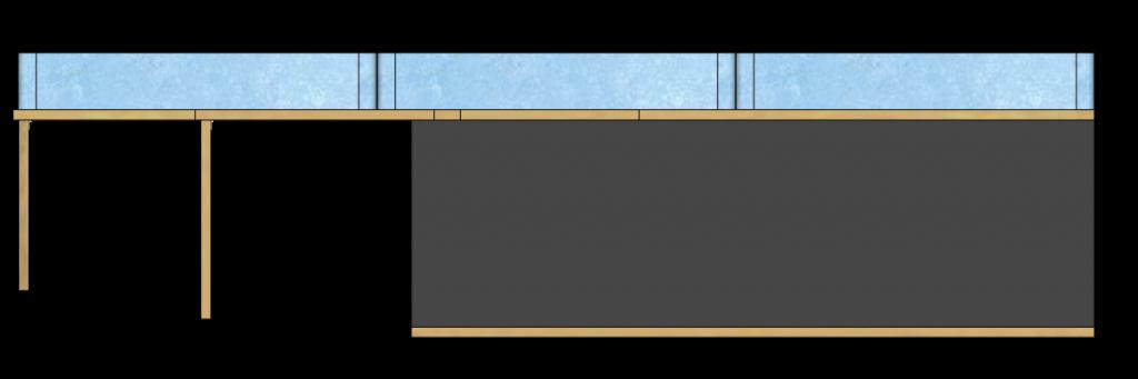 Aménagement d'un Berlingo XL : le projet 18